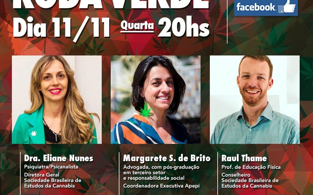 Roda Verde debate a importância das associações de pacientes no Brasil