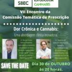 VII – Encontro CT De Prescrição - Dor Crônica e Cannabis