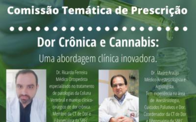 VII – Encontro CT De Prescrição – Dor Crônica e Cannabis
