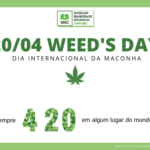 A SBEC na comemoração do Weed's Day - Dia da maconha