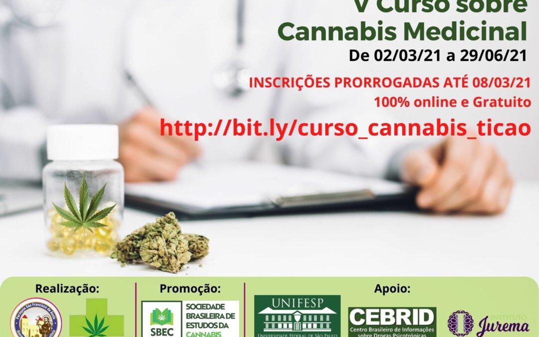 V Curso Sobre Cannabis Medicinal 1