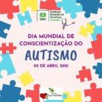 02/04 - Dia Mundial de Conscientização do Autismo