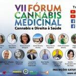 VII Fórum Cannabis Medicinal da Cidade de São Paulo - Cannabis e Direito à Saúde