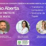 27/05 - REUNIÃO ABERTA DA CT DE SAÚDE MENTAL DA SBEC