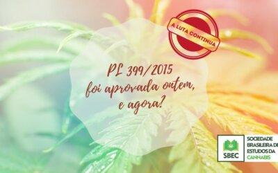 PL 399/2015 foi aprovada ontem, e agora?